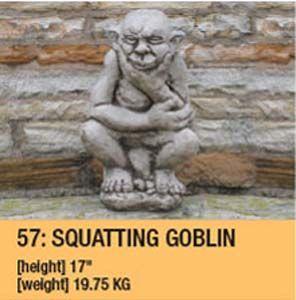 Stone Squatting Goblin 57