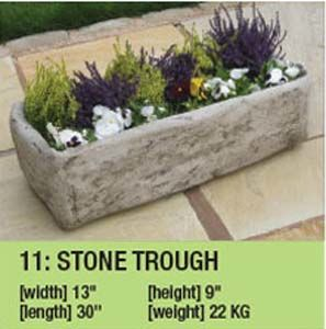 Stone Trough Duk093