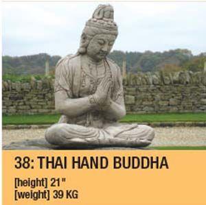 Thai Hand Buddah 38