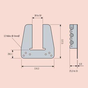 truss-clip-50mm-ref-tc50rt