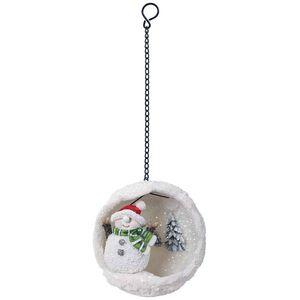 Vivid Arts Hanging Snowman Mini Snowball Bg-Hs59-G
