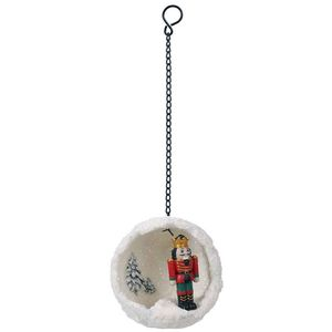 Vivid Arts Hanging Toy Soldier Mini Snowball Bg-Hs67-G