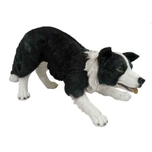Vivid Arts Resin Sheepdog Large - Xrl-Sdog-A