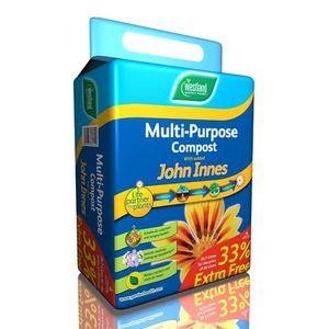 WESTLAND Multi Purpose compost with John Innes 25L - 10100153