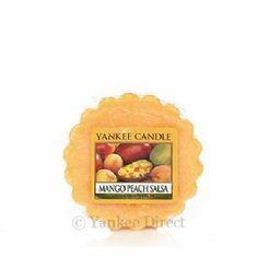 Yankee 85E Classic Wax Melt Mango Peach Salsa 11146