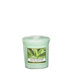 Yankee Aloe Water Votive