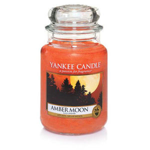 Yankee Amber Moon Large Jar