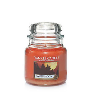 Yankee Amber Moon Small Jar