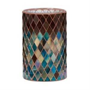 Yankee Autumn Mosaic Jar Holder