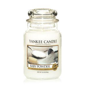 Yankee Baby Powder Large Jar