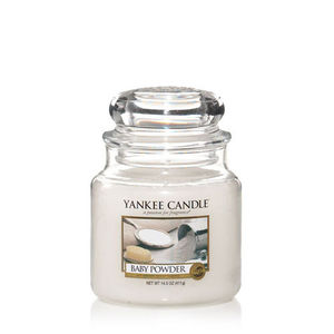 Yankee Baby Powder Medium Jar