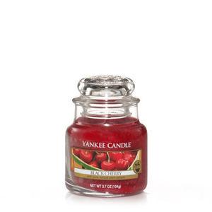Yankee Black Cherry Small Jar