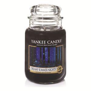 Yankee Classic Large Jar Dreamy Summer Nights