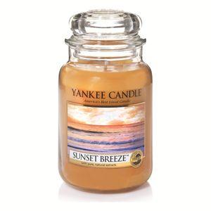 Yankee Classic Large Jar Sunset Breeze