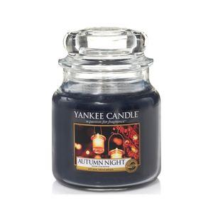 Yankee Classic Medium Jar Autumn Night