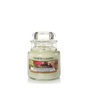 Yankee Classic Small Jar Lemongrass & Ginger