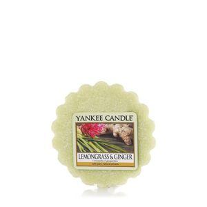 Yankee Classic Tart Lemongrass & Ginger