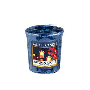 Yankee Classic Votive Autumn Night
