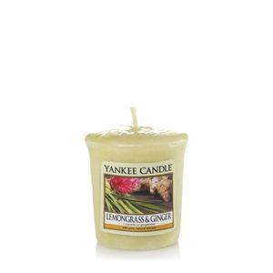 Yankee Classic Votive Lemongrass & Ginger