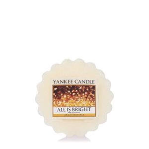 Yankee Classic Wax Melt All Is Bright