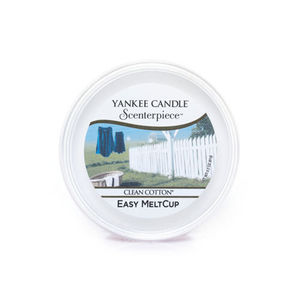 Yankee Clean Cotton Melt Cup