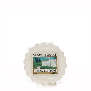 Yankee Clean Cotton Tart