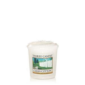 Yankee Clean Cotton Votive