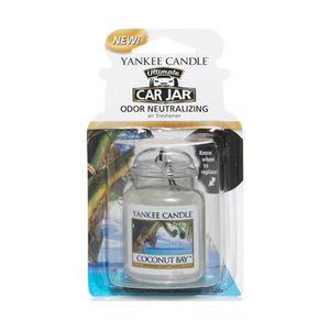 Yankee Coconut Bay Ultimate Car Jar