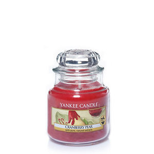 Yankee Cranberry Pear Small Jar