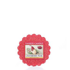 Yankee Cranberry Pear Tart