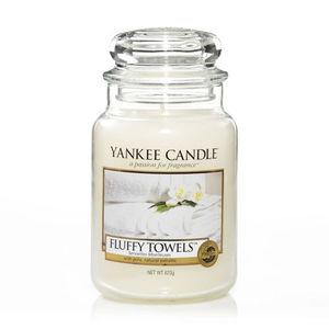 Yankee Fluffy Towels Large Jar