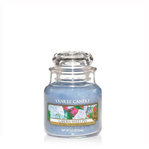 Yankee Garden Sweet Pea Small Jar