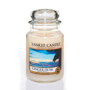Yankee Ginger Dusk Large Jar