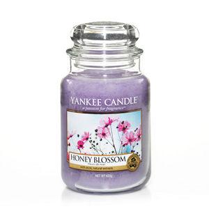 Yankee Honey Blossom Large Jar