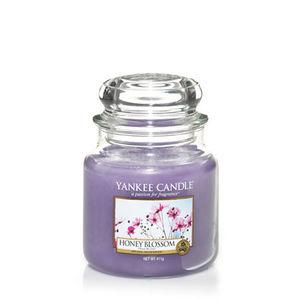 Yankee Honey Blossom Medium Jar