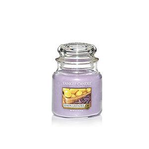 Yankee Lemon Lavender Small Jar