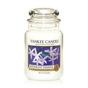 Yankee Midnight Jasmine Large Jar