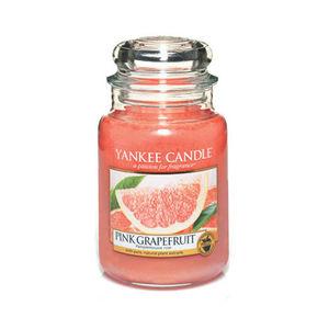 Yankee Pink Grapefruit Large Jar