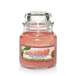 Yankee Pink Grapefruit Small Jar