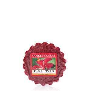 Yankee Pink Hibiscus Tart