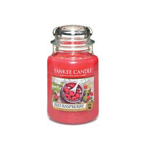Yankee Red Raspberry Large Jar