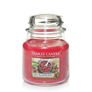 Yankee Red Raspberry Medium Jar