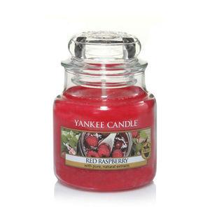Yankee Red Raspberry Small Jar