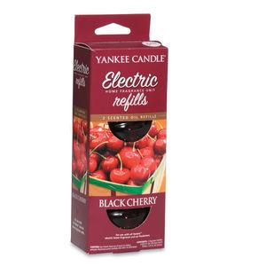 Yankee Scent Plug Refills Black Cherry
