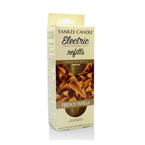 Yankee Scent Plug Refills French Vanilla