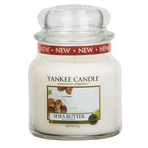 Yankee Shea Butter Medium Jar