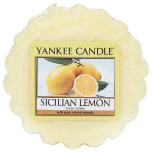 Yankee Sicilian Lemon Tart