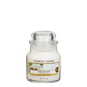 Yankee Small Jar Shea Butter