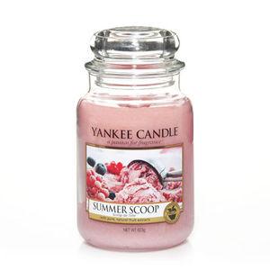 Yankee Summer Scoop Large Jar