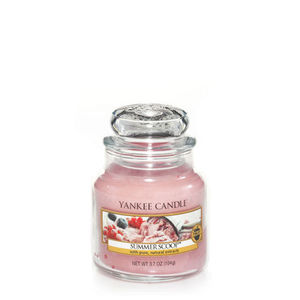 Yankee Summer Scoop Small Jar